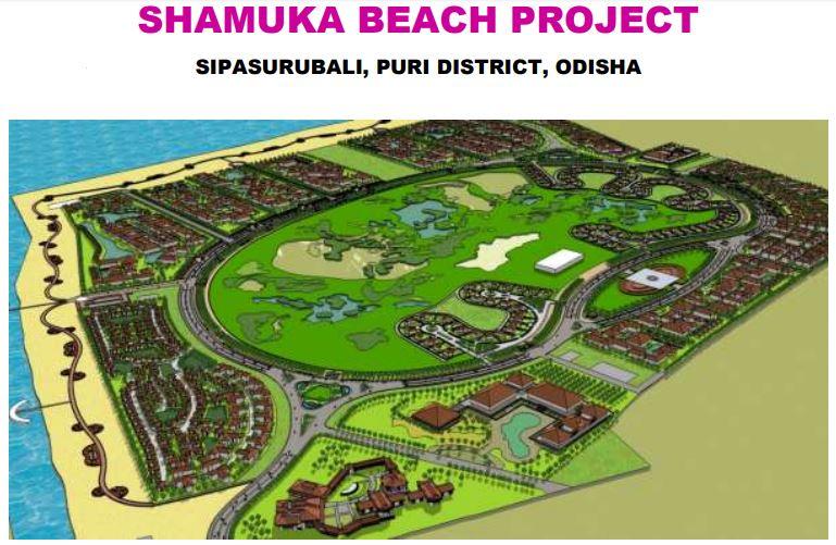 Shamuka Beach