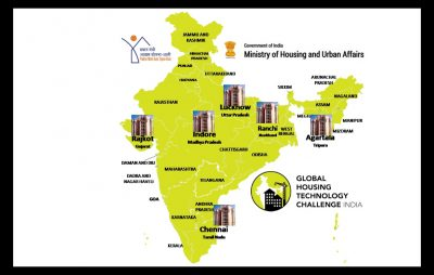 Construction of EWS Houses Under Light House Projects in Six States