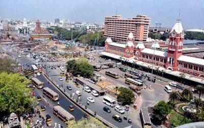 Central Square Chennai