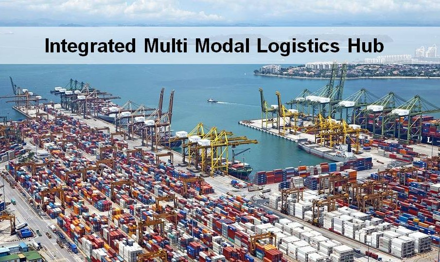 Integrated Multi Modal Logistics Hub Haryana