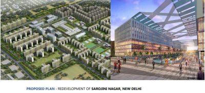 Redevelopment of GPRA colonies
