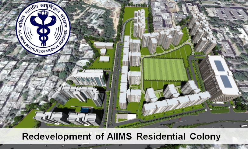 aiims colony