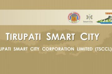 tirupati smart city