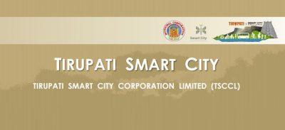 tirupati smart city